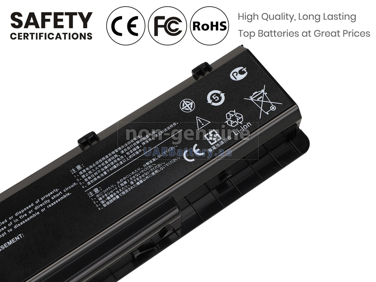 Asus N55s Replacement Battery Uaebattery